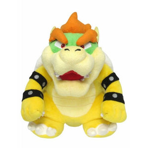 "Nintendo: Bowser 11"" Plush"