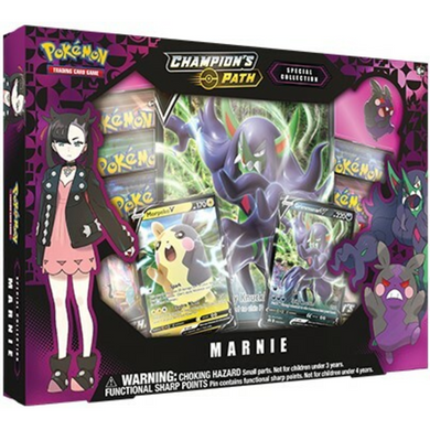 Pokemon Collection Champion's Path Marnie Premium Collection