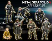 Load image into Gallery viewer, 1/35 Metal Gear Solid V Ground Zeroes Set