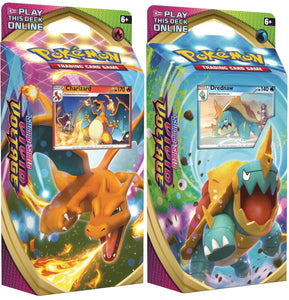 Pokemon Theme Deck Vivid Voltage