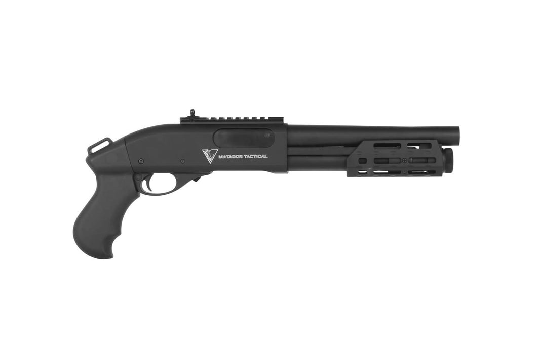 Green Gas Shotgun Destroyer Shorty Black (CSG-004-BK)