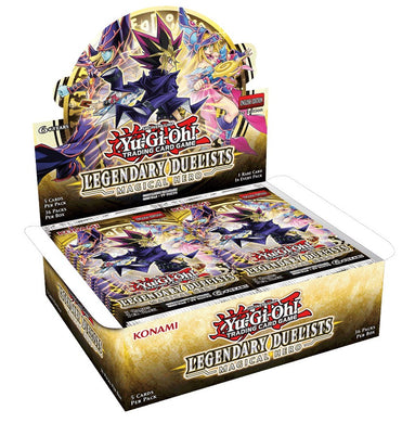 Yu-Gi-Oh Booster Legendary Duelist Magical Heroes