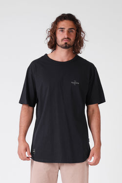 Staple Tee - Ink