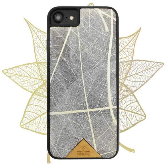 Organika Case - Skeleton Leaves - Phone Case Planet