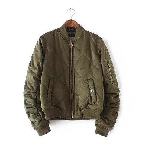 Veste Quilting Bomber Outwears - acquerre