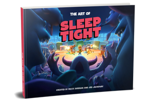Art of Sleep Tight Book