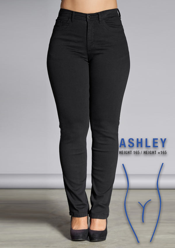 Sort jeans - Ashley