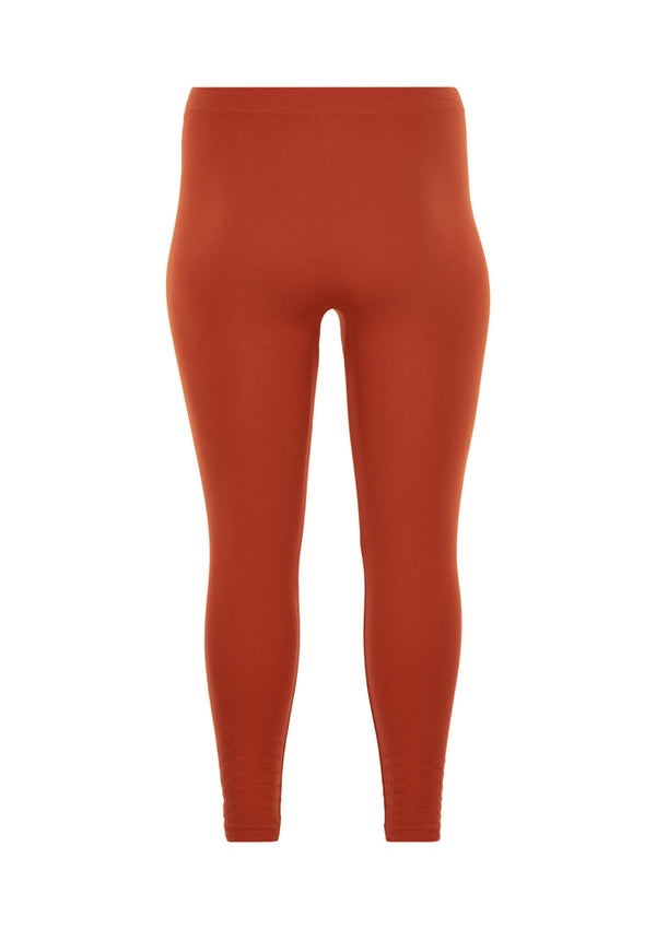 Gozzip leggings i chilli orange