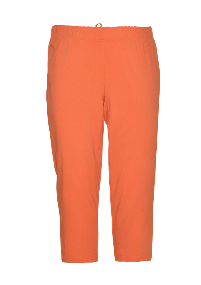 Clara 7/8 leggings fra Gozzip i orange