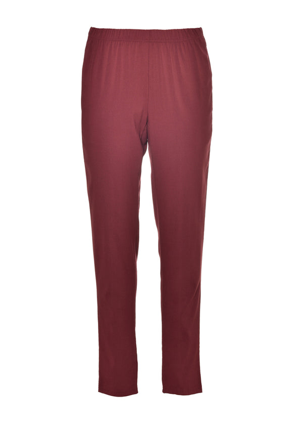 Smarte Gozzip leggings i bordeaux