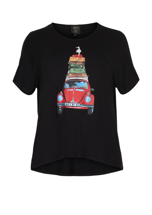 Beetle t-shirt fra No.1 by Ox
