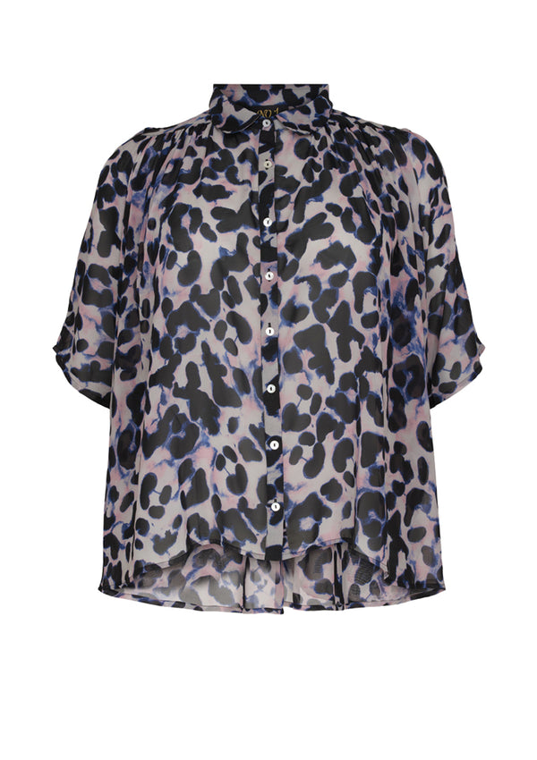 Chiffon bluse fra No. 1 by Ox