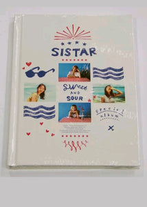 Sistar Album Sweet and sour