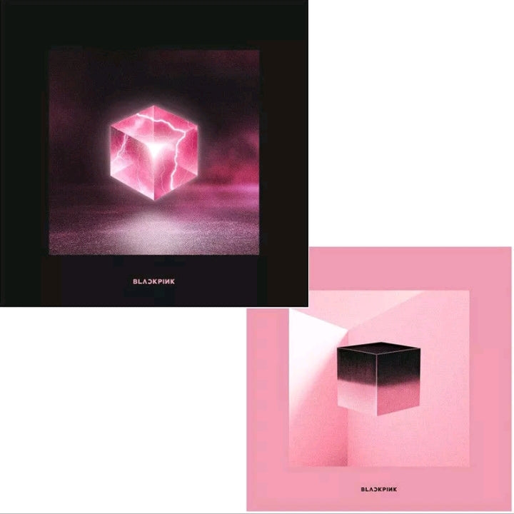 Black Pink Square up Album Random Vers.