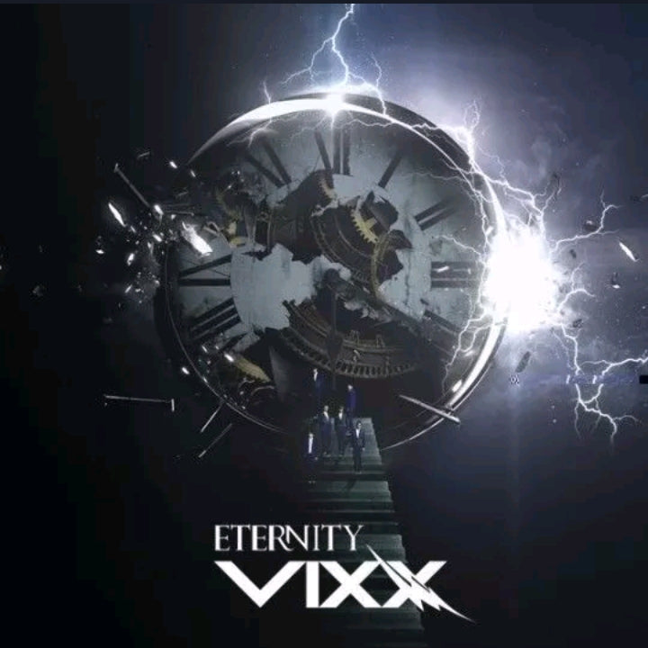 VIXX Eternity 4.th Single Album