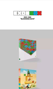 Exo-CBX Blooming Days Album