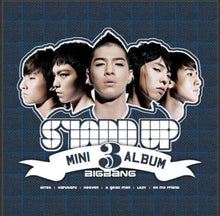 Laden Sie das Bild in den Galerie-Viewer, Big Bang 3.rd Mini Album Stand up