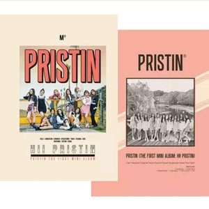 Pristin 1.St Mini Album