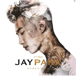 JayPark 2.nd Album evolution