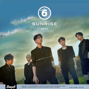 Day6 1.st Album sunrise