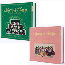 Laden Sie das Bild in den Galerie-Viewer, Twice Merry Happy Repackage Album