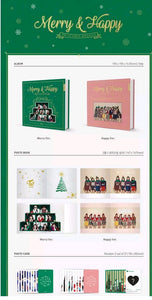 Twice Merry Happy Repackage Album
