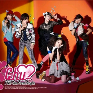 F(x) Chu 1.st Single Album