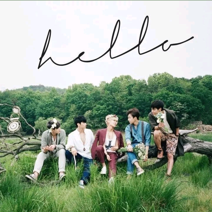 Boys Republic Hello 4.th Single Album