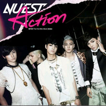 Laden Sie das Bild in den Galerie-Viewer, NU'EST [Action] 1.st Mini Album