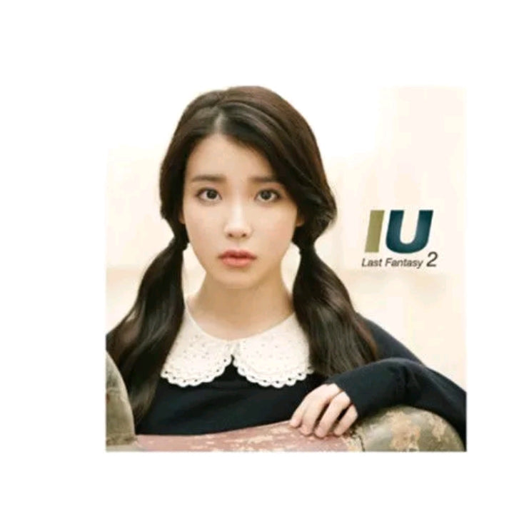 IU [Last Fantasy] 2.nd Album