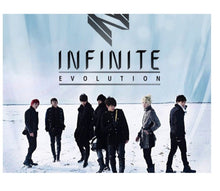 Laden Sie das Bild in den Galerie-Viewer, Infinite [Evolution] 2.nd Mini Album