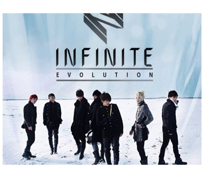 Infinite [Evolution] 2.nd Mini Album