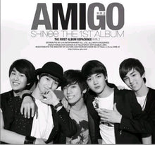 Laden Sie das Bild in den Galerie-Viewer, Shinee [Amigo] 1.st Repackage Album
