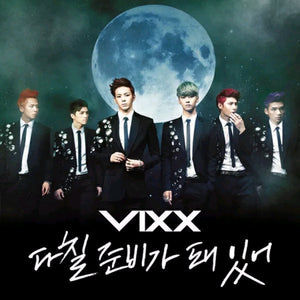 VIXX [I'm getting ready to hurt] 3.rd Single Album