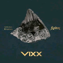 Laden Sie das Bild in den Galerie-Viewer, VIXX (Kratos) 3.rd Mini Album
