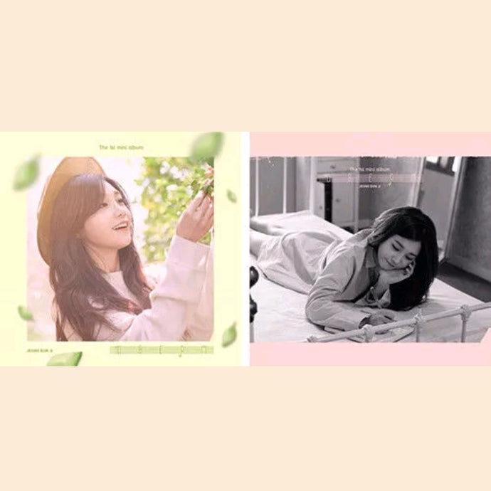 Apink Jeong Eun Ji (Dream) 1.St Mini Album