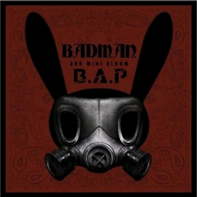 B.A.P [Badman] 3.th Mini Album