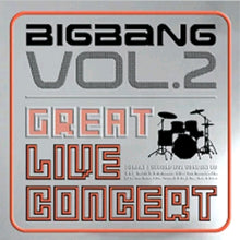 Laden Sie das Bild in den Galerie-Viewer, Big Bang [The Great Vol.2] 2.nd Live Concert Album