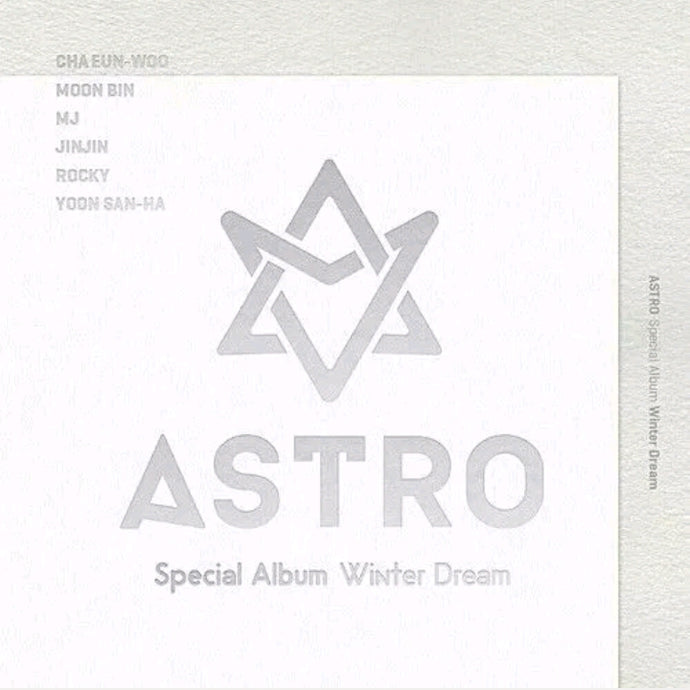 Astro [Winter Dream] Special Album