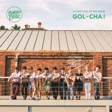 Laden Sie das Bild in den Galerie-Viewer, Golden Child [Gol-Cha] 1.st Mini Album