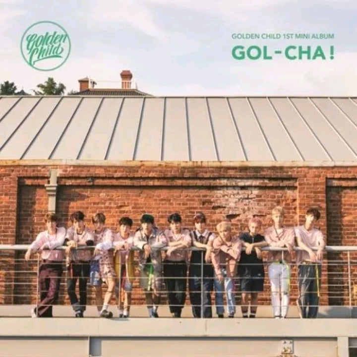 Golden Child [Gol-Cha] 1.st Mini Album