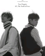 Laden Sie das Bild in den Galerie-Viewer, TVXQ [New Chapter #2]