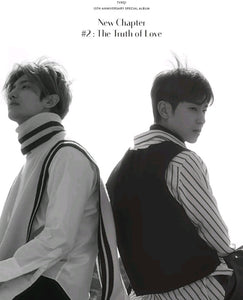 TVXQ [New Chapter #2]