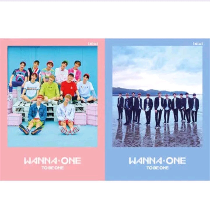 Wanna One [To be One] 1.st Mini Album