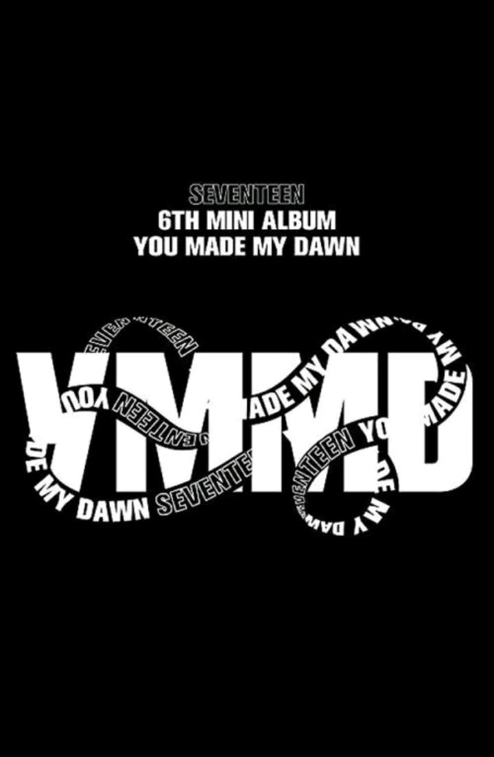 Seventeen [You made my Dawn] 6.th Mini Album