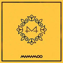 Laden Sie das Bild in den Galerie-Viewer, Mamamoo [Yellow Flower] 6.th Mini Album