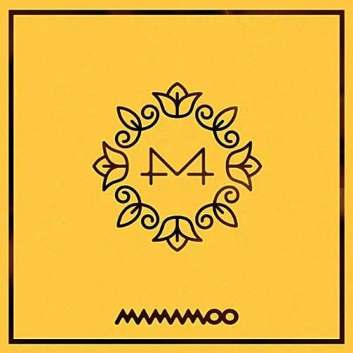 Mamamoo [Yellow Flower] 6.th Mini Album