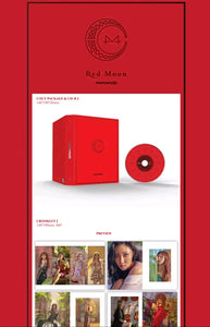 Mamamoo [Red Moon] 7.th Mini Album