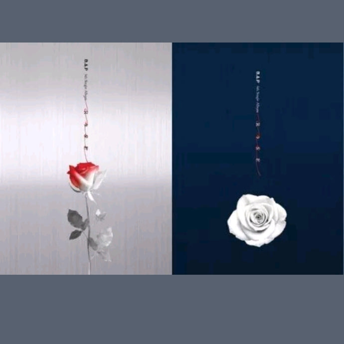 B.A.P [Rose] 6.th Single Album