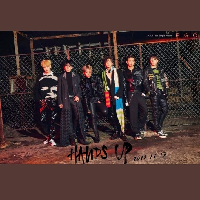 B.A.P [Ego] 8.th Single Album
